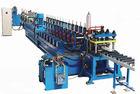 China 16 hoofdrollen Koude Rolling Machine voor Staal/Metaal CZ Purlins bedrijf