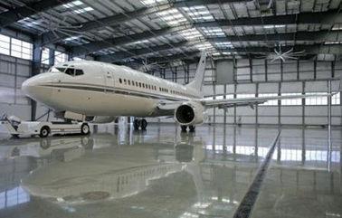 Elektrische Gegalvaniseerd, het Schilderen Hangaar van het Metaal de Waterdichte Vliegtuig van de Gebouwen van de Leidingenbundel